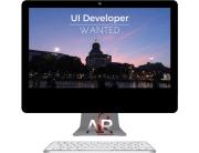 UI Developer-V1.0
